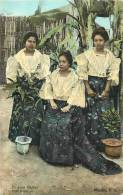 : Réf : L-12-2066  :   Philippines Fillipino Belles - Philippines