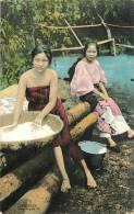 : Réf : L-12-2069  :   Philippines Lavandera - Philippines