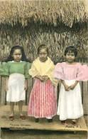 : Réf : L-12-2074  :   Philippines Filipino Children Of Manila - Philippines