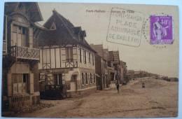 80 : Fort Mahon - Groupe De Villas - Animée - Fort Mahon