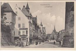 NURNBERG. Ludwigsstrasse - Nuernberg
