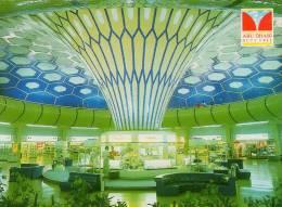 ( Asie > Emirats Arabes Unis) ABU DHABI (Abou Dabi, Abou Dhabi) Duty Free * PRIX FIXE - Emirats Arabes Unis