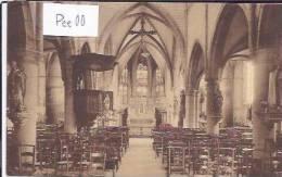 FONTAINE L´EVEQUE : EGLISE SAINT- CHRISTOPHE. VUE INTERIEURE - Fontaine-l'Evêque