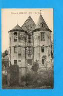 02 Château De VICQ Sur AISNE : Le Donjon - Vic Sur Aisne