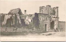 BAZEILLES Après La Bataille - Les Ruines Du Château Où Turenne Fut élevé - France
