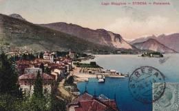 CPA * * STRESA * * Lago Maggiore - Panorama - Italia