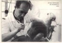 ECOLE DENTAIRE DE MARSEILLE (1949) - ANDRE GAL CHIRURGIEN DENTISTE RETRAITE A COGOLIN (83) - CART'COM PRIVEE (1997) - Sonstige