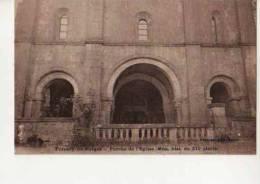 71 PERRECY LES FORGES Porche De L'Eglise - France