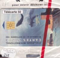 TELECARTE NSB  Colloque International Cartes Santé Marseille 22 - 24 Septembre 1993 @ Dauphin - France