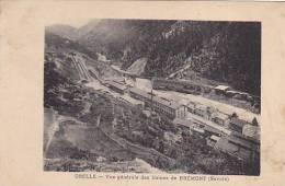 73.ORELLE.  VUE GENERALE DES USINES DE PREMONT - France