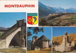 MONTDAUPHIN 05, MONTDAUPHIN ET LE FORT DE VAUBAN - France