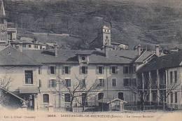 73.ST MICHEL DE MAURIENNE.N 2011.  LE GROUPE SCOLAIRE - Saint Michel De Maurienne