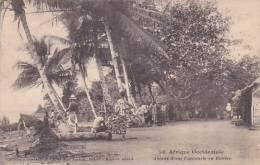 Senegal Abords D'une Factorerie En Riviere - Senegal