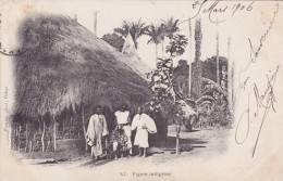 Senegal Figaro Indigene 1906 - Senegal