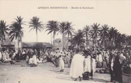 Senegal Marche De Saint-Louis - Senegal