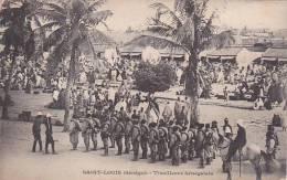 Senegal Saint-Louis Tirailleurs Senegalais