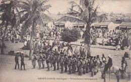 Senegal Saint-Louis Tirailleurs Senegalais - Senegal