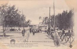 Senegal Saint-Louis La Place Du Gouvernement - Senegal