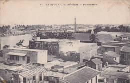 Senegal Saint-Louis Panorama - Senegal