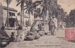 Senegal Saint-Louis Avenue Dodds 1905 - Senegal