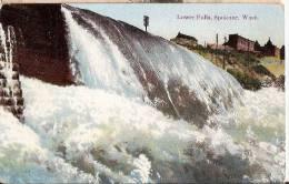 CPA Spokane Lower Falls  Washington Etats Unis - Spokane