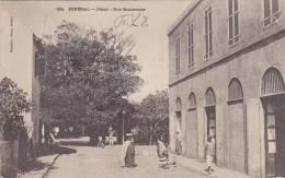 Senegal Dakar Rue Braconnier 1908 - Senegal