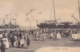 Senegal Dakar Les Quai - Senegal