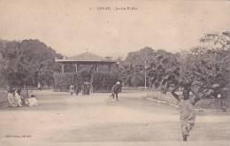 Senegal Dakar Jardin Public - Senegal