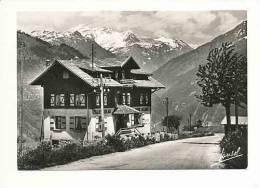 73  -  CPSM Le PRAZ DE SAINT-BON -  Chalet-relais Du Sapin Blanc  /  Bon état // 8/390 - Autres Communes