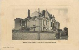 Loiret : Oct12b 393 : Meung-sur-Loire  -  Ecole Filles - Sonstige Gemeinden