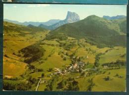 Cpsm Gf - Gresse En Vercors ( Isère ) Vue Générale Et Massif Du Mont Aiguille - LWG16 - France