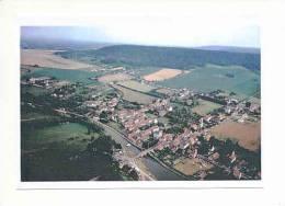 Carte Encart  Association Arts Et Loisirs /  Vue Aérienne De VILLIERS Sur Yonne (2 Scans)  // 8/391 - Autres Communes