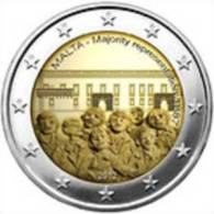 2 EURO COMMEMORATIVE MALTE 2012 Majority - Malta
