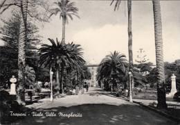 TRAPANI 1963 VIALE VILLA MARGHERITA - Trapani