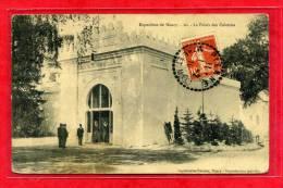 Exposition De NANCY Le Palais Des Colonies - Nancy