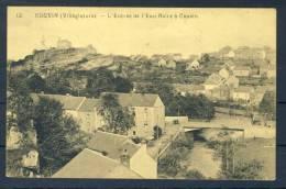 Alte AK 1918: Couvin, L'Entree De L'Eau-Noire A Couvin  -Feldpost- - Couvin