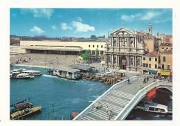 Cp, Italie, Venise, Gare De St-Lucie - Venezia
