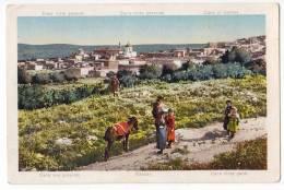 ASIA ISRAEL CANA OF GALILEE OLD POSTCARD - Israel