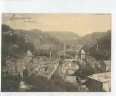 LU  LUXEMBOURG / Le Pfaffenthal / TOP CARTE RARE  Format 16,8*12,1 Cm Edit C. Bernhoeft Carte Réforme N° 5 - Luxembourg - Ville