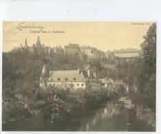 LU  LUXEMBOURG / L'Hôpital Dans Le Pfaffenthal /TOP CARTE RARE  Format 16,8*12,1cm Edit C. Bernhoeft Carte Réforme N° 14 - Luxembourg - Ville