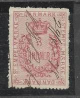 Denmark 1878 3 Krone Postage Due - Port Dû (Taxe)