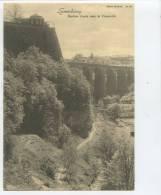 LU  LUXEMBOURG / Bastion Louis Avec La Passerelle / TOP CARTE RARE  Format 16,8*12,1cm C. Bernhoeft Carte Réforme  N° 43 - Luxembourg - Ville