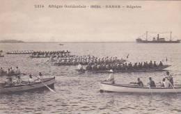 Senegal Dakar Regates