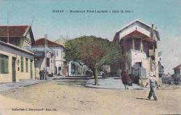 Senegal Dakar Rue Des Esserts 1917 - Senegal