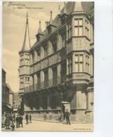 LU  LUXEMBOURG / Le Palais  / TOP CARTE RARE    Format 16,8 Cm * 12,1 Cm Edit Charles Bernhoeft Carte Réforme N° 45 - Luxembourg - Ville