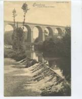 LU  LUXEMBOURG /  L'Alzette Et Viaduc   / TOP CARTE RARE  Format 16,8 Cm * 12,1 Cm Edit C. Bernhoeft Carte Réforme N° 23 - Luxembourg - Ville