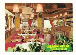 """Cp, Commerce, Hotel Restaurant """"Berghof Graml"""" - Salzburg (Autriche) - Restaurants"""