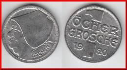 AACHEN **** ALLEMAGNE - GERMANY - 1 OCHER GROSCHE 1920 - HIGH QUALITY UNC **** EN ACHAT IMMEDIAT - Monétaires/De Nécessité