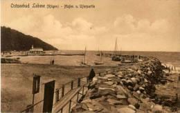 Lohme Auf Rügen - HAfen Und Uferpartie - Rügen