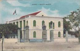 Senegal Dakar Quartier general